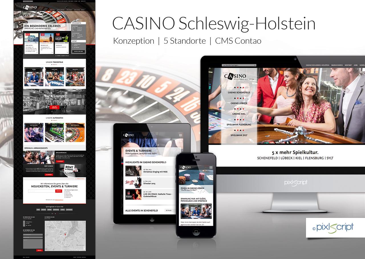 casino schleswig holstein